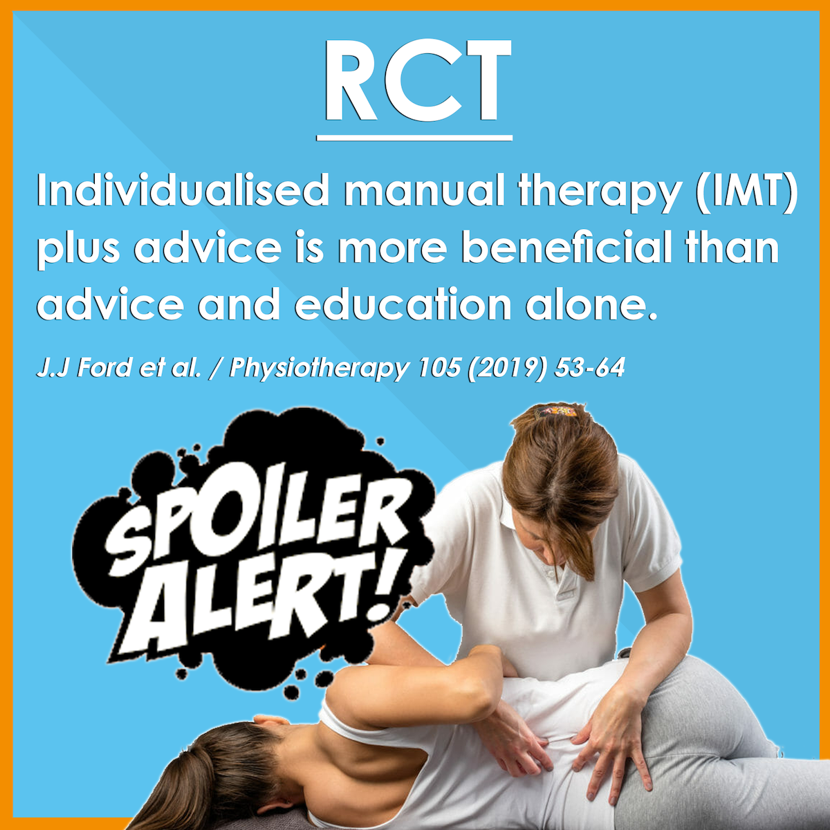 Individualised Manual Therapy